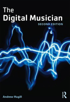 Digital Musician 2nd edition cover